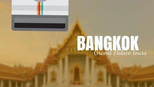 Visit Famous authentic Bangkok Full HD video Design Template