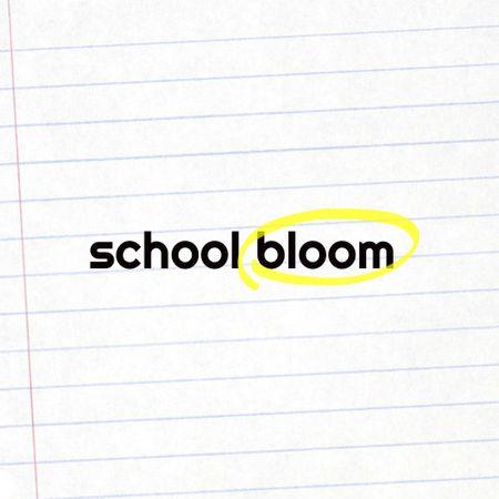 Education Offer with Notebook's Sheet Logo – шаблон для дизайну