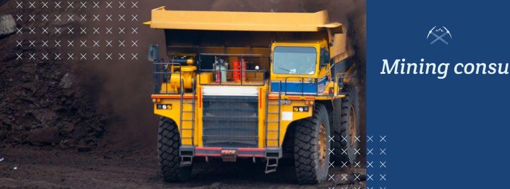 Mining consultancy services — Créer un visuel