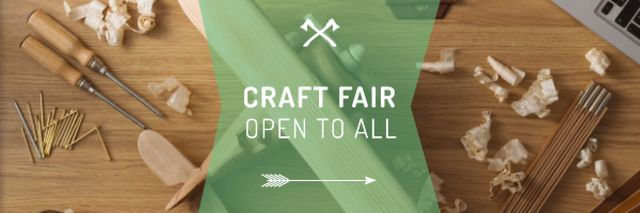 Craft fair in Pittsburgh Email header – шаблон для дизайну
