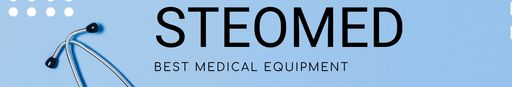 Medical Equipment Ad In Blue