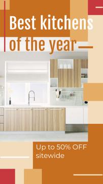 Kitchen Design Offer with Modern Home Interior