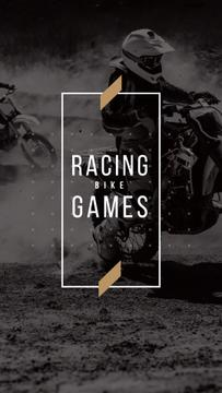 Racing Bike Games with Bikers