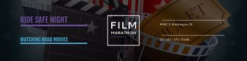 Film marathon night Announcement