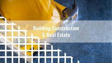 Building Business with Construction Tools on Blue