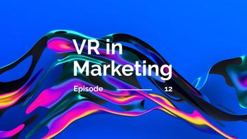 VR technology in marketing
