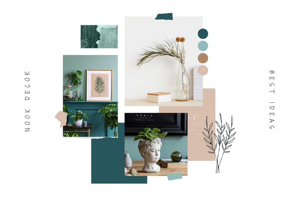 Interior with Artistic details — ein Design erstellen