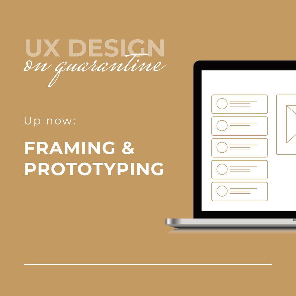 Design Course on Quarantine Ad —デザインを作成する