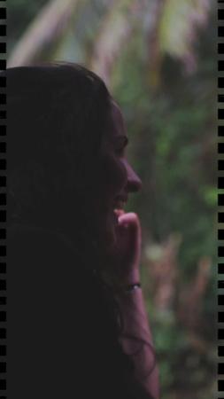 Plantilla de diseño de Girl riding in Jungle TikTok Video