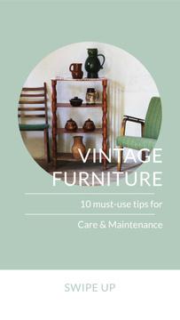 Vintage Furniture Sale Offer