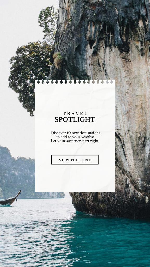 Modèle de visuel Design template by Crello - Instagram Story