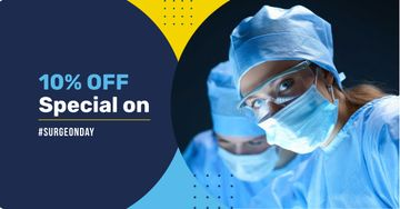 Surgeon Day Offer with Doctors