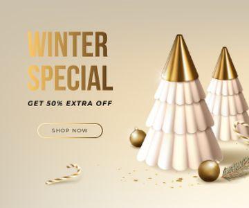 Winter Decor Sale