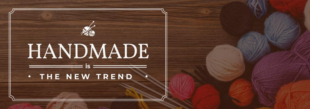 Handmade Inspiration Wool Yarn Skeins — ein Design erstellen