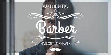 Advertisement for Barbershop