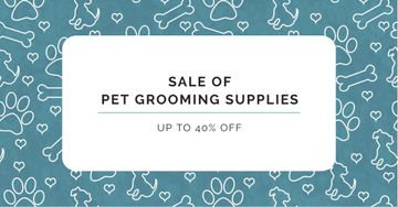 Pet Grooming Supplies Discount Offer