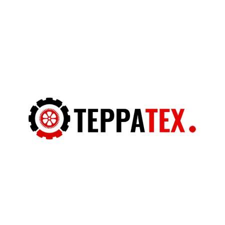 Tech Industry with Cogwheel Icon Animated Logo – шаблон для дизайна