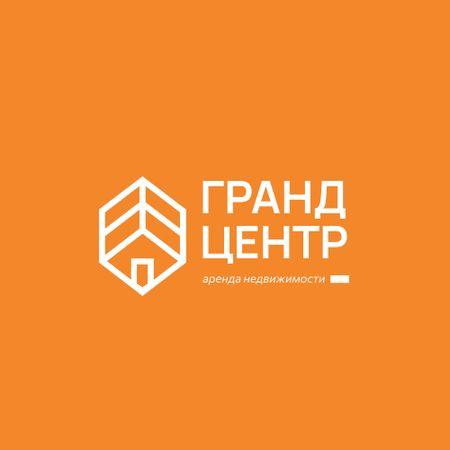 Property Rental with House Icon Animated Logo – шаблон для дизайна