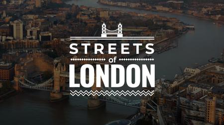 Modèle de visuel London Tower Travelling Spot - Youtube