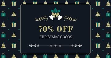 Christmas Goods Discount Offer