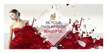 Citation for girls about beauty