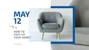 Furniture workshop Ad Armchair in Grey