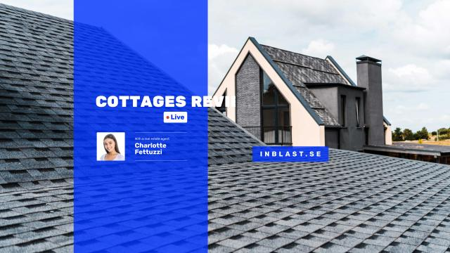 Plantilla de diseño de Real Estate Ad with Modern House Facade Youtube