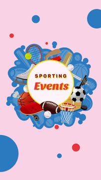 Sporting Events Announcement