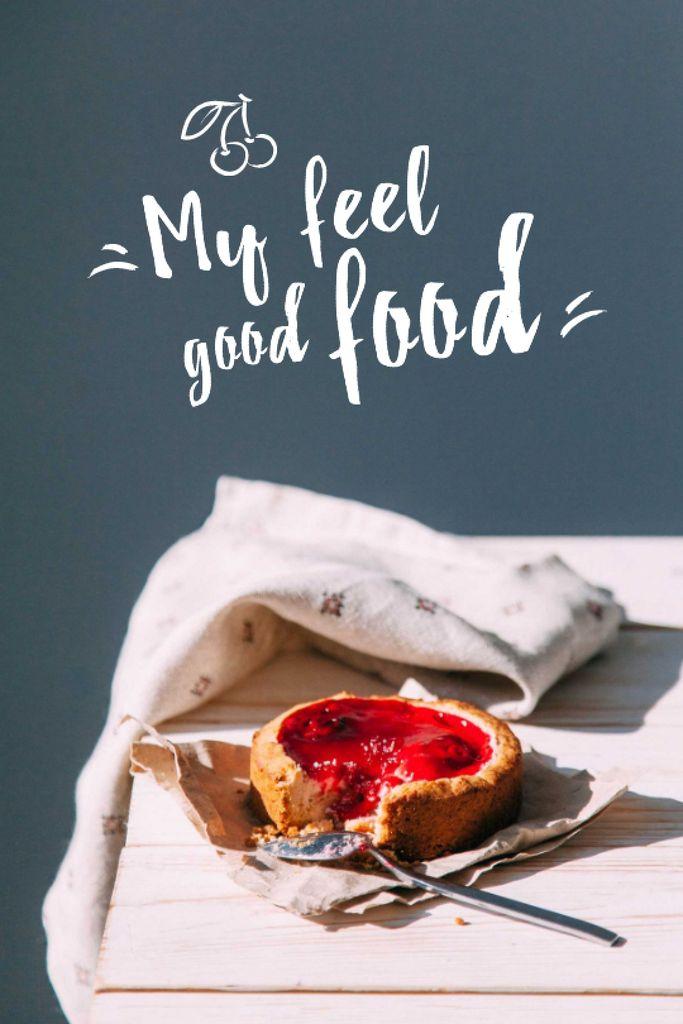 Sweet Berry Pie Tumblr Design Template
