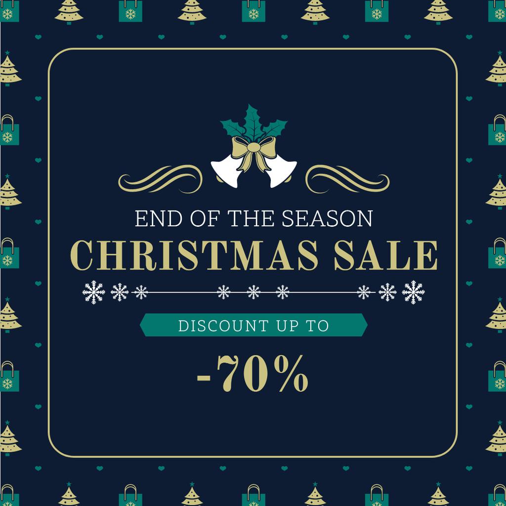 Merry Christmas tree and gifts sale - Bir Tasarım Oluşturun