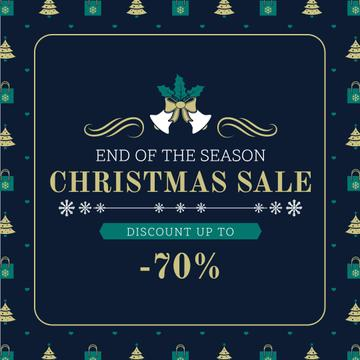 Merry Christmas tree and gifts sale