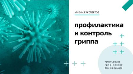 Medical Expert Recommendations about Prevention of Virus Full HD video – шаблон для дизайна