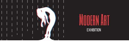 Modèle de visuel Design template by Crello - Facebook cover