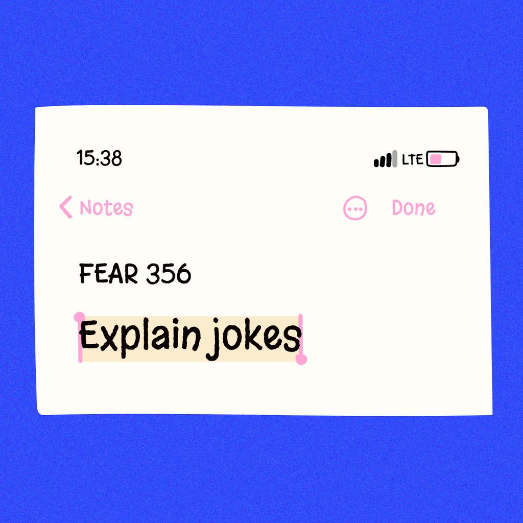 Funny Meme about Explaining Jokes Instagram – шаблон для дизайна