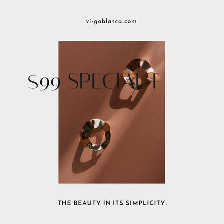 Fashion Accessories Special Offer Instagram tervezősablon