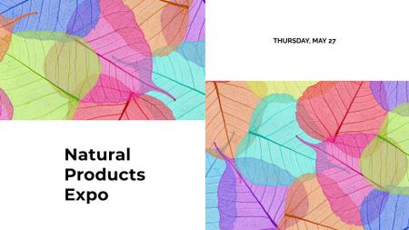 Designvorlage Design template by Crello für FB event cover