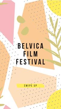 Film Festival announcement