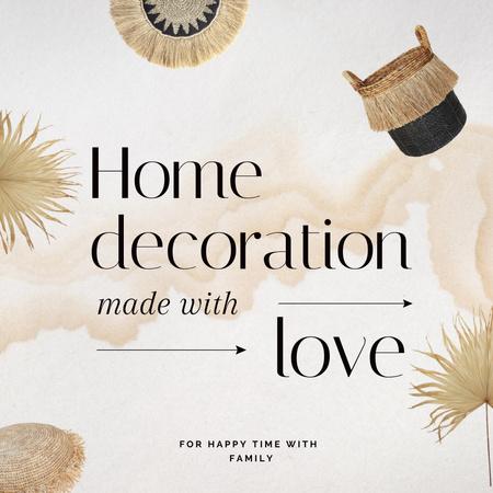 Home Instagram – шаблон для дизайну