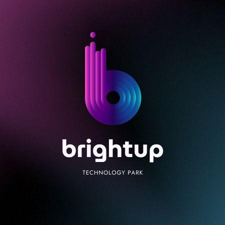 Technology Park Ad Logo – шаблон для дизайну
