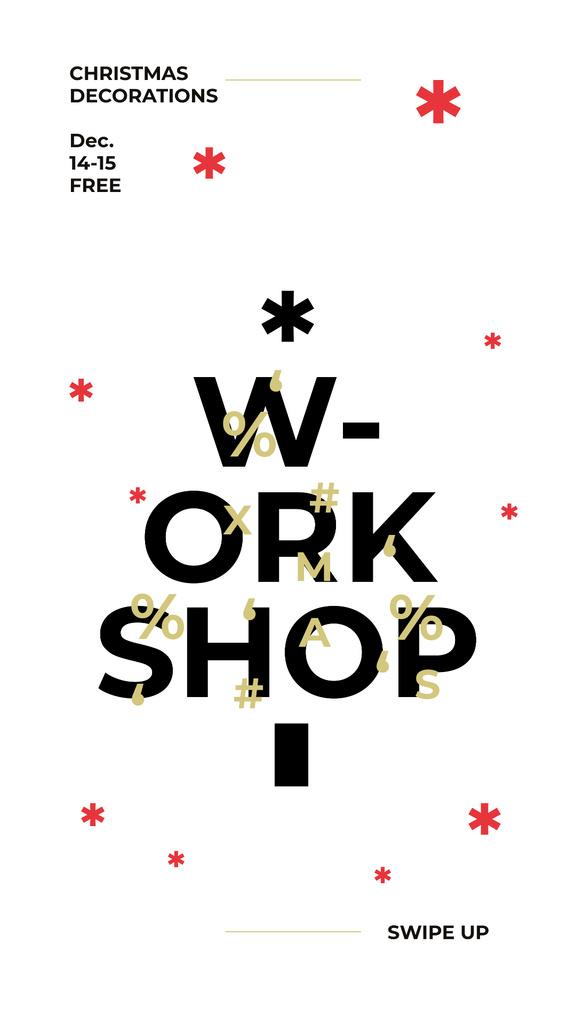 Christmas pattern with snowflakes — Crear un diseño