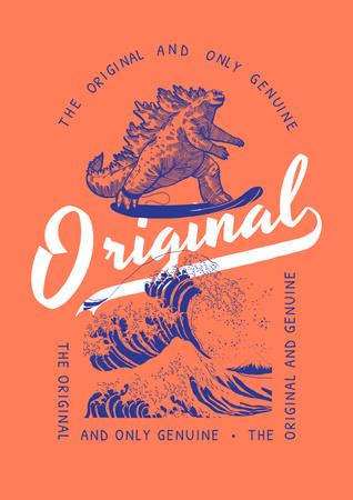 Plantilla de diseño de Design template by Crello Poster