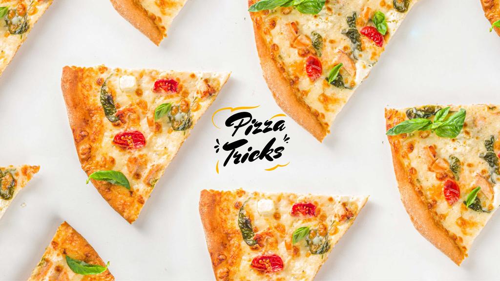 Plantilla de diseño de Pizza cooking tips Youtube