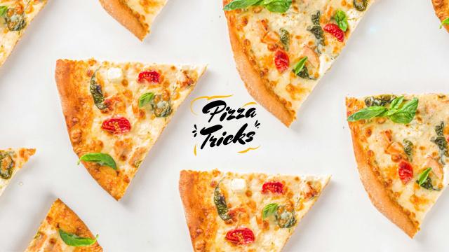 Modèle de visuel Pizza cooking tips - Youtube