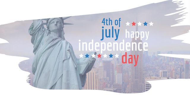 USA Independence Day Image – шаблон для дизайна