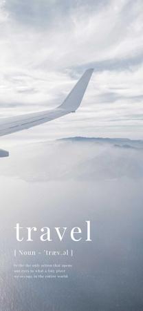 travel Snapchat Moment Filter – шаблон для дизайну