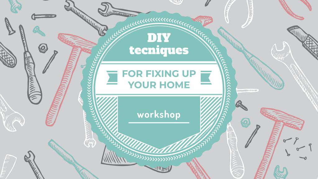 Workshop Ad with tools pattern — Maak een ontwerp