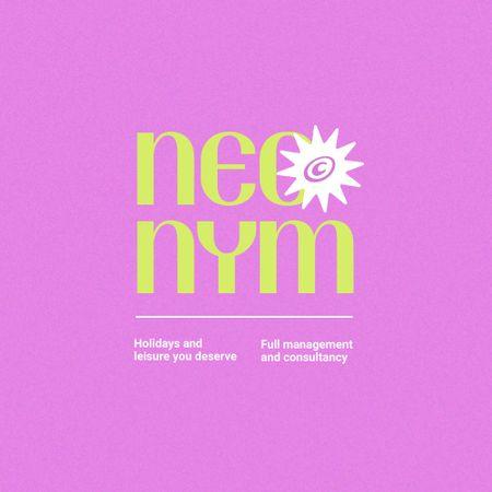 Template di design Event Agency Services Ad Logo