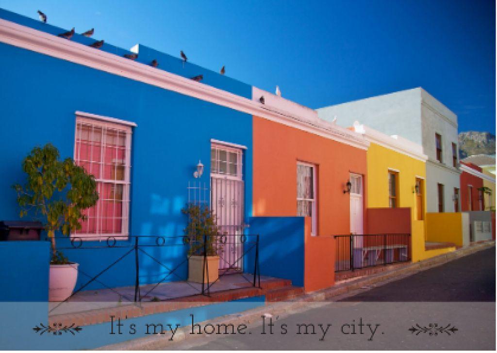 City quote poster — Создать дизайн