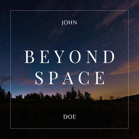 Template di design Beyond Space Instagram