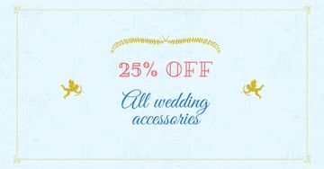 Wedding Accessories Offer with Cupids